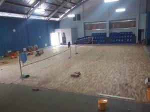 pemasangan lantai kayu malang